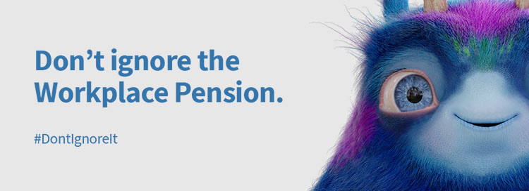 Dont Ignore It - Auto Enrolment