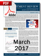 Investment Review March 2017