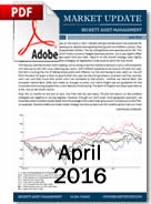 Market Update April 2016