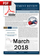 Investment Review March 2018