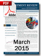 Investment Review March 2015