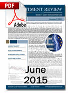 Investment Review June 2015