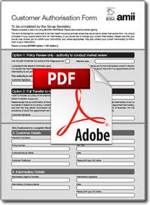 Authorisation Form Download