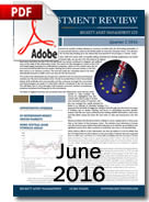 Investment Review June 2016