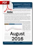 Market Update August 2016