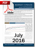 Market Update July 2016