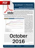 Market Update October 2016 Download