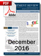 Investment Review December 2016