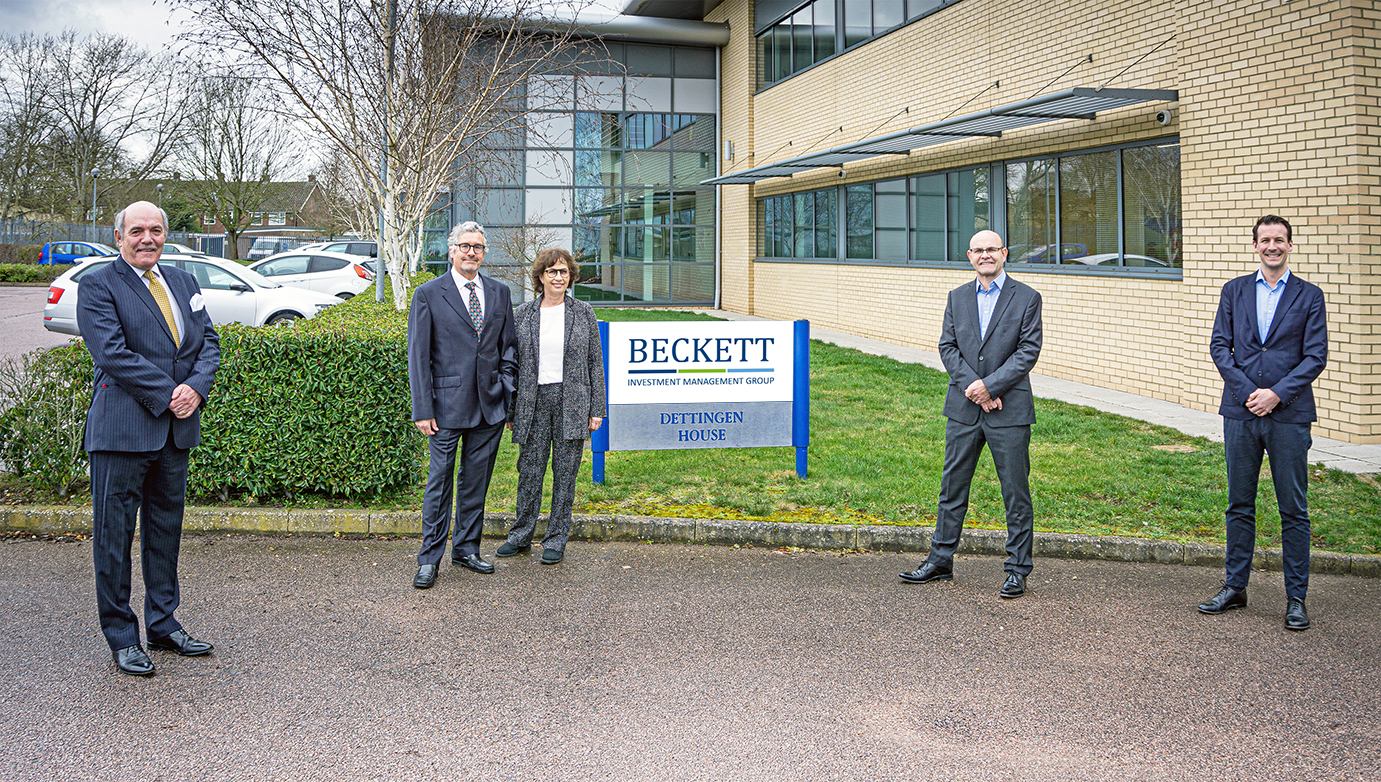 Foresight acquires Becketts