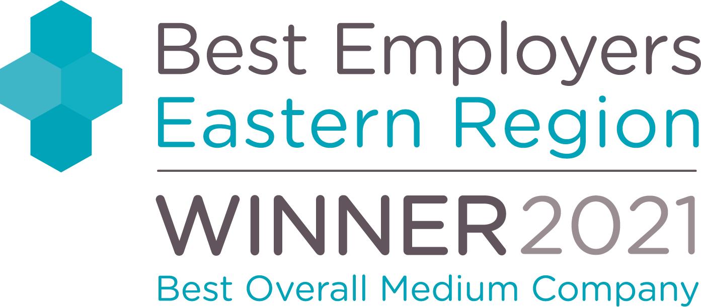 Best Employers Medium Company Winner
